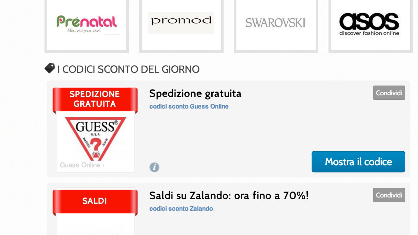 Giveaway – eSaldi – Asos