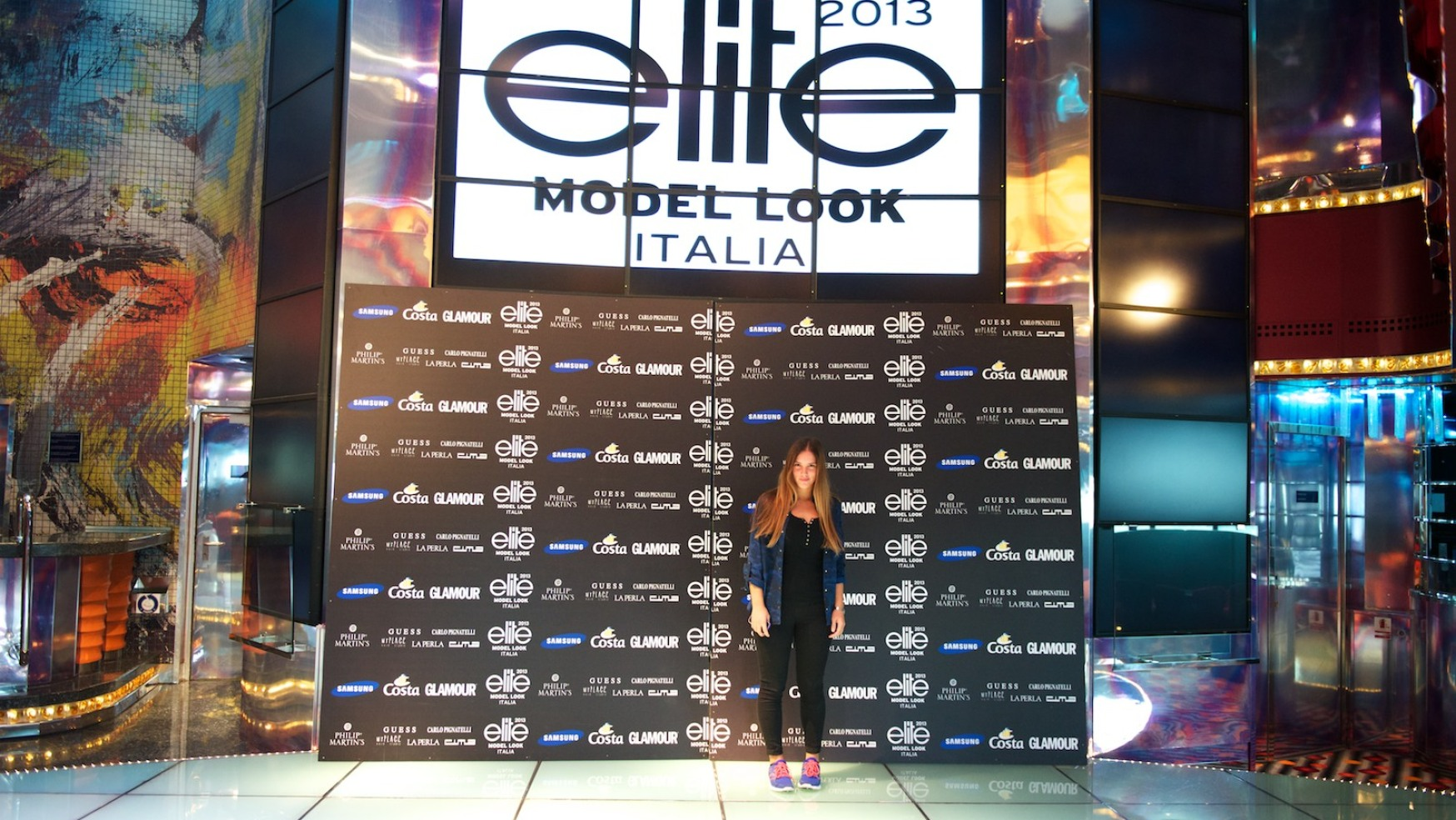 Costa Fashion Cruise – Elite Model look Italia
