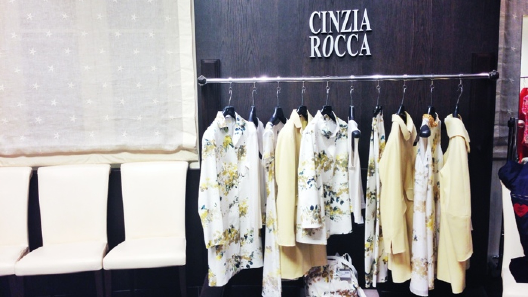 Cinzia Rocca press day