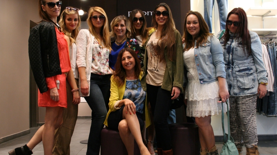 Promod: blogger day