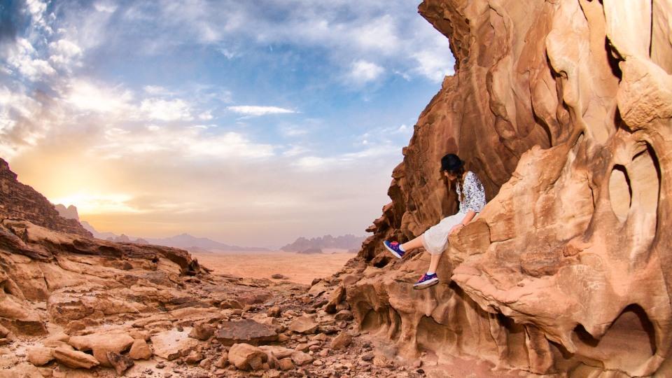 Wadi Rum – Jordan