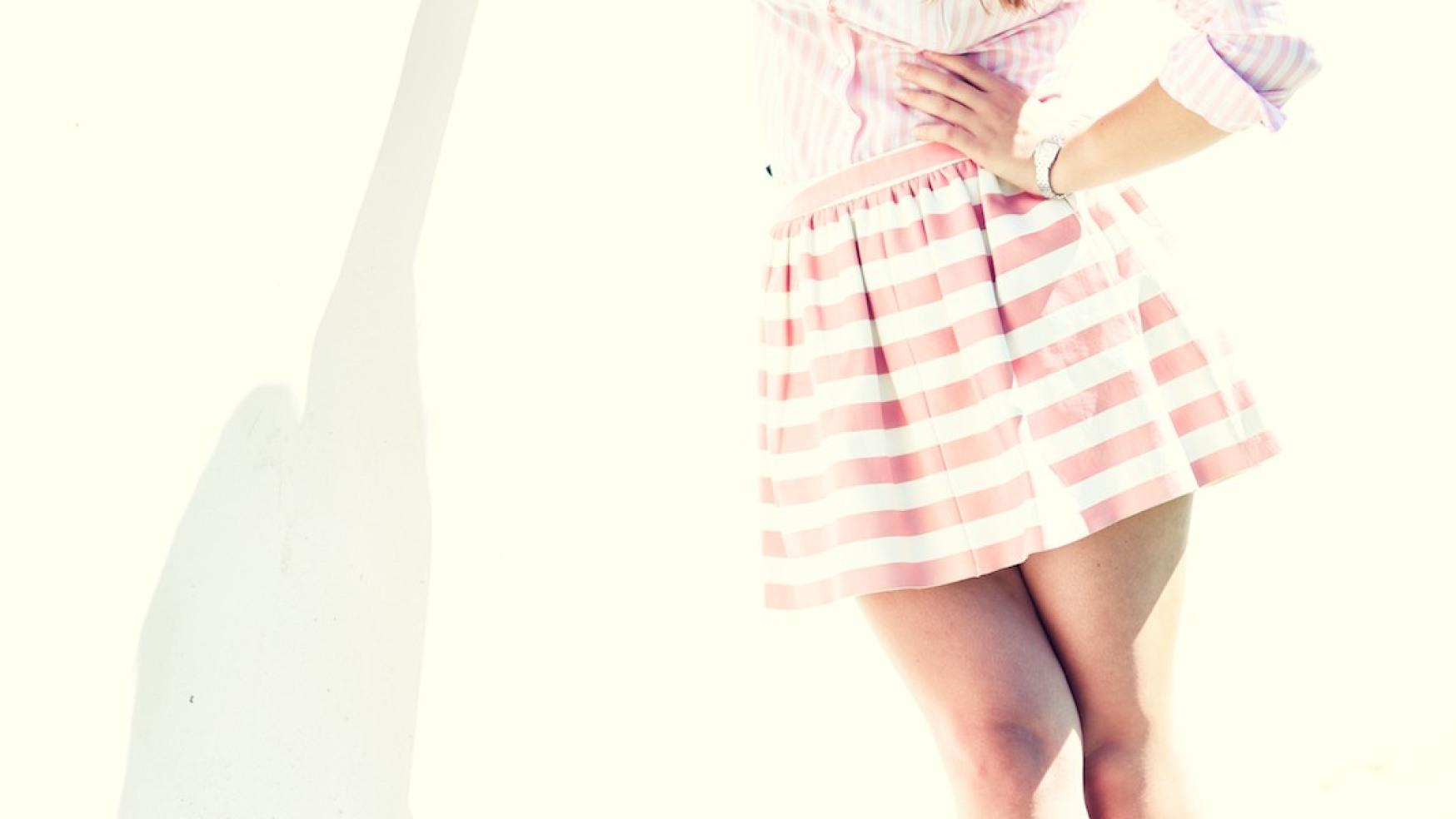 Pink stripessss