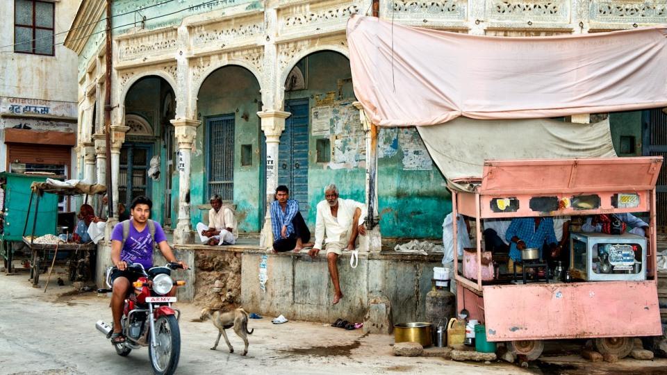 India: New Delhi – Mandawa