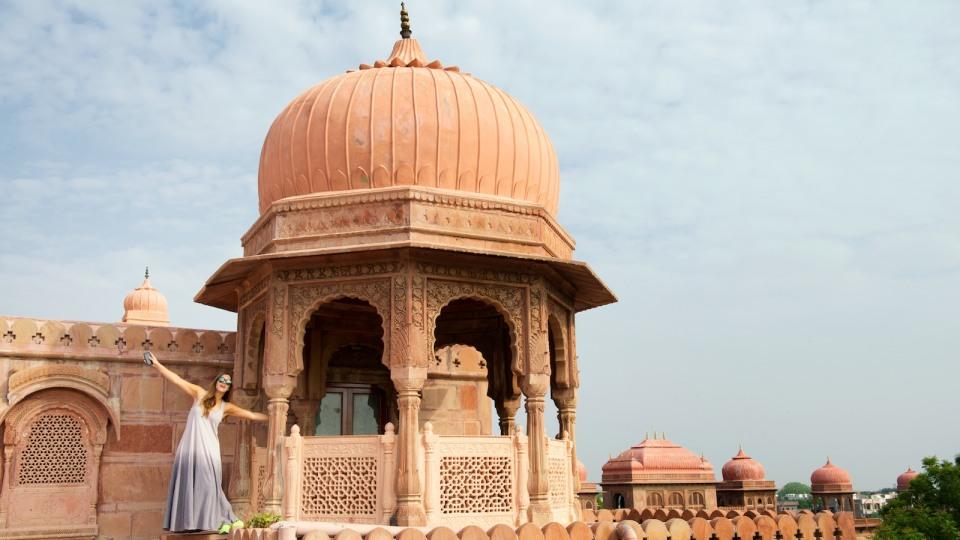 India again