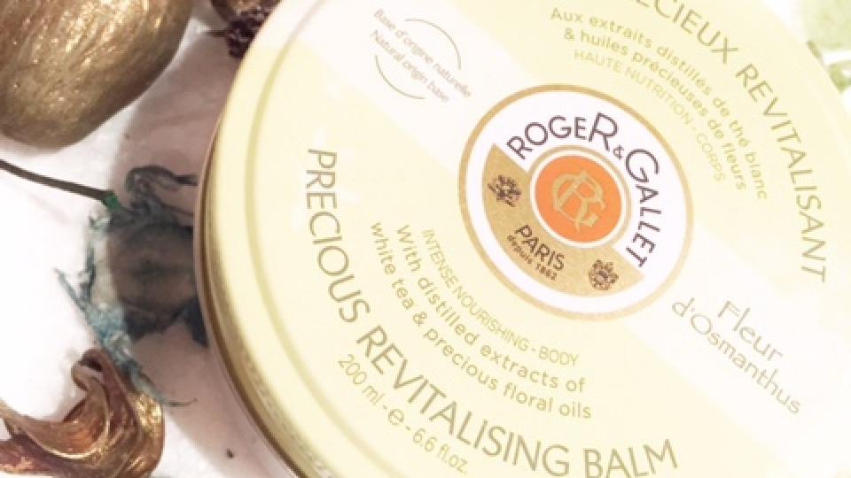 Roger&Gallet: Balsamo Prezioso Rivitalizzante