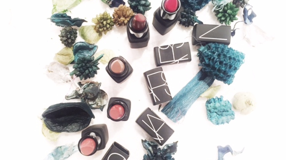 NARS: mini lipstick