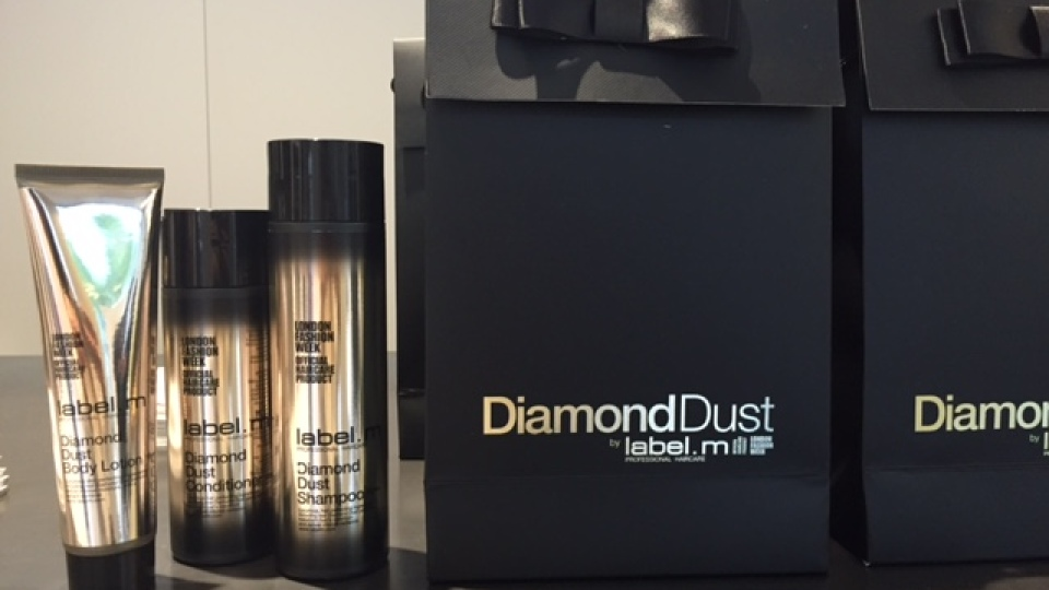 Label.m DiamondDust – Time to shine