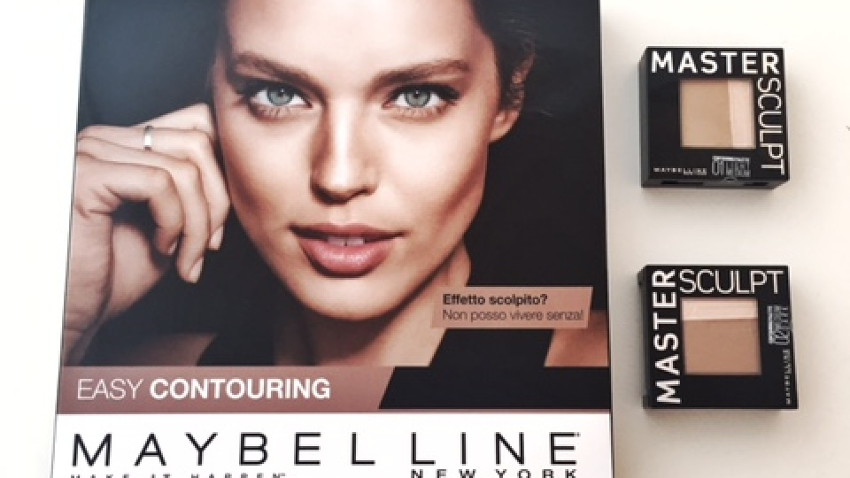 Easy contouring – Maybelline