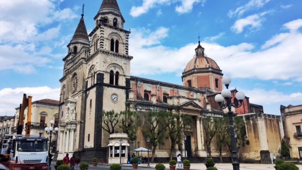Sicilia: Acireale – Catania – Siracusa