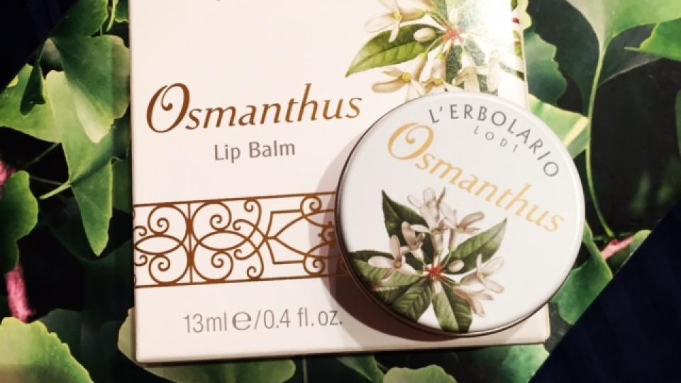 LINEA OSMANTHUS – L' ERBOLARIO