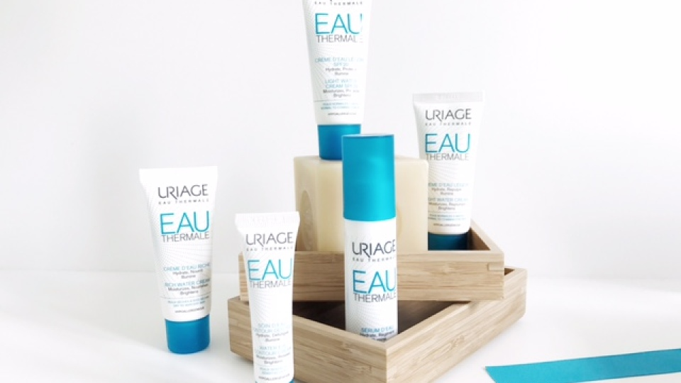 URIAGE- CREME RICHE, LEGERE, SERUM
