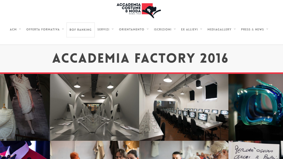 Università della moda: non è una leggenda metropolitana