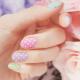 Nail fashion art